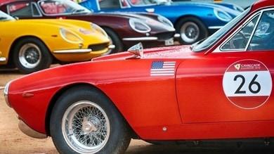 Ferrari, Roma ospita Cavalcade Classiche