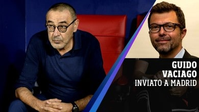 """""""Inizia a vedersi la mano di Sarri"""". L'analisi di Atletico-Juve"""