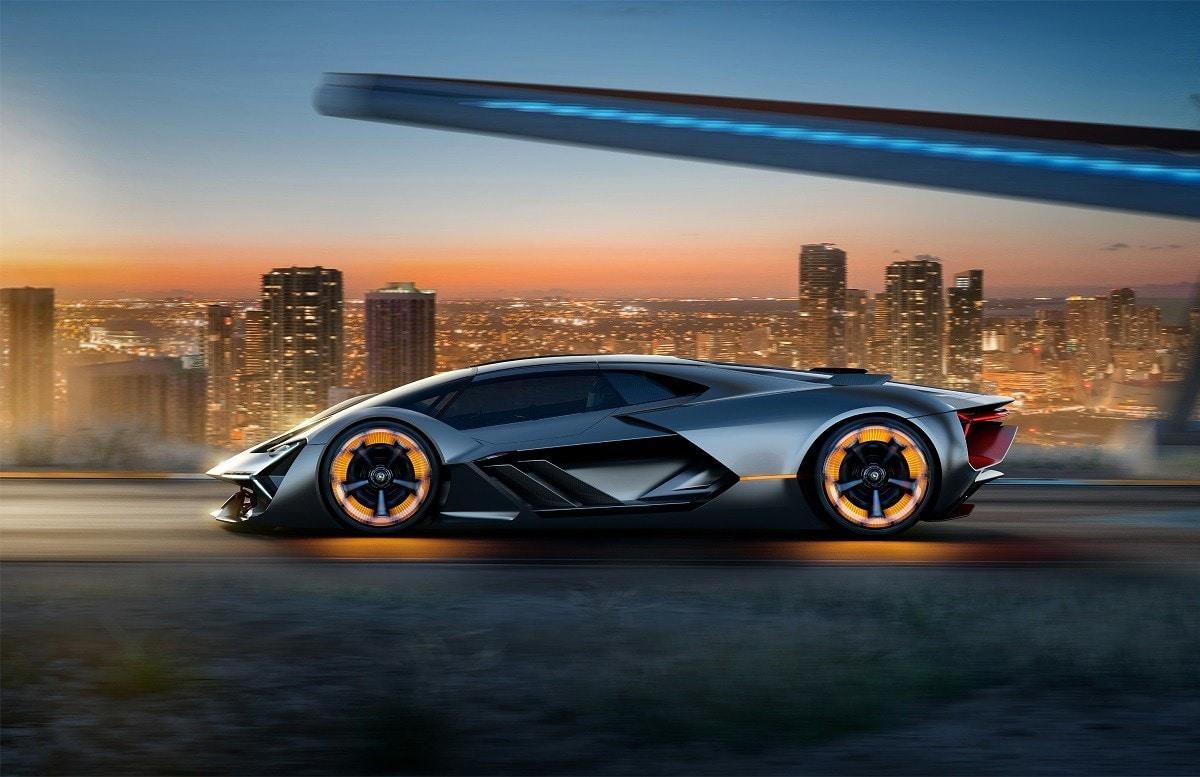 Lamborghini Terzo Millennio: le immagini