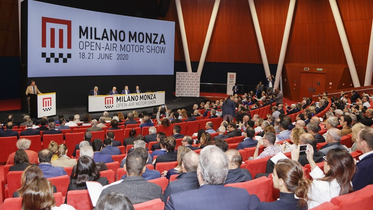 Milano Monza Open Air Motor Show, presentata la Goodwood italiana