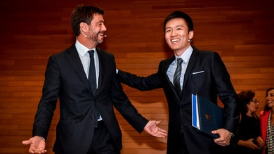 Incontro Agnelli-Zhang, è già Juve-Inter all'università