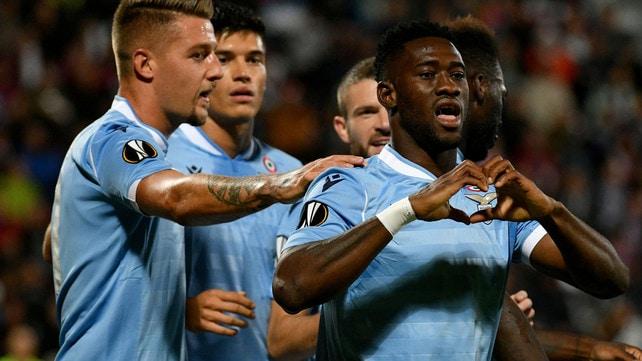 Tonfo Lazio: deludente sconfitta per 2-1 in casa del Cluj