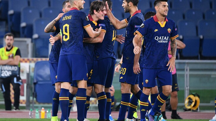Europa League Roma-Basaksehir 4-0, il tabellino