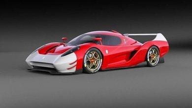 Glickenhaus e la sua SCG007: la nuova hypercar per Le Mans