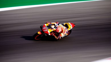 MotoGp, Aragon: Marquez fa il vuoto nelle libere