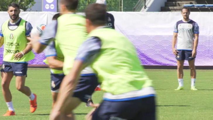 Rugby, l'Italia si prepara per la Namibia