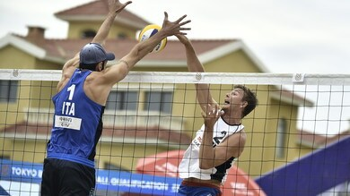 Qualificazione Olimpica: Lupo-Nicolai e Menegatti Orsi Toth vanno avanti