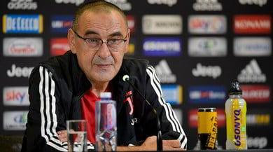 """Sarri: """"Dybala è pronto per giocare. Non rivedrete il mio Napoli"""""""