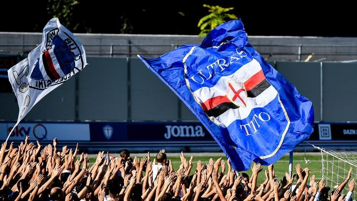 Sampdoria, nota dei tifosi: