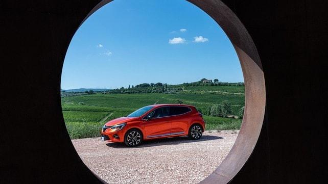 Renault Clio Diesel, la prova: le immagini