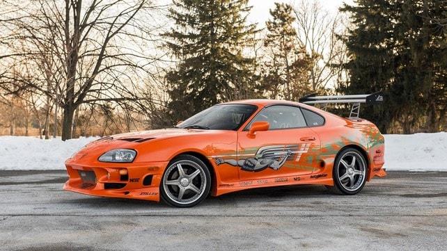 """""""Fast & Furious"""", le auto del primo film: gli scatti"""