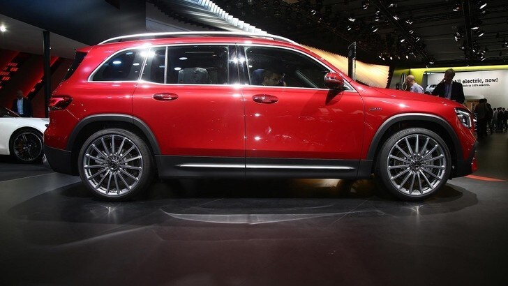 Mercedes EQB, dal GLB il nuovo Suv elettrico