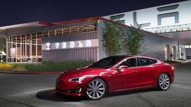 Tesla Model S Plaid, obiettivo: abbassare i tempi al Nurburgring