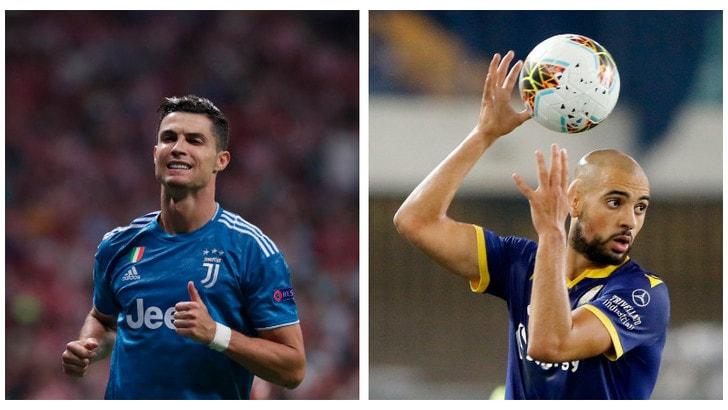 Diretta Juve-Verona ore 18: come vederla in tv e formazioni ufficiali