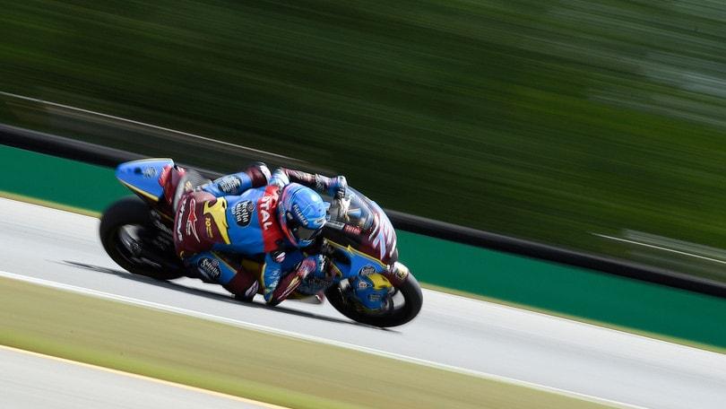 Moto2: Alex Marquez vince il titolo piloti in Malesia, a Binder la gara