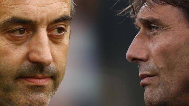 Milan-Inter, il derby delle panchine