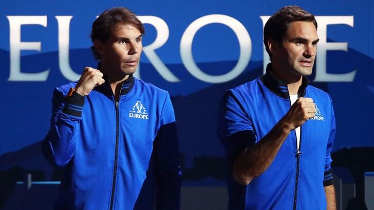 Australian Open, Nadal e Federer donano 150 mila euro contro gli incendi