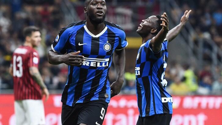 Milan-Inter 0-2, il tabellino