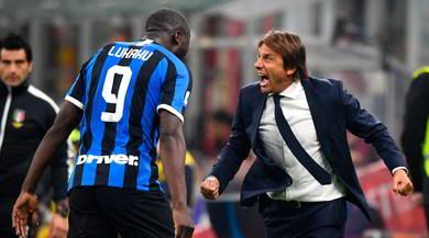 Milan-Inter 0-2: Brozovic e Lukaku, il derby è di Conte