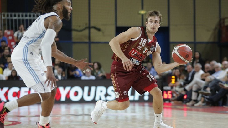 Basket, anche la Reyer Venezia in finale di Supercoppa