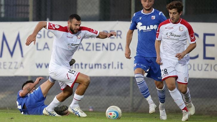 Serie C, Carpi ok: Vano e Maurizi firmano il 2-1 al Rimini. Cesena-Piacenza 1-1
