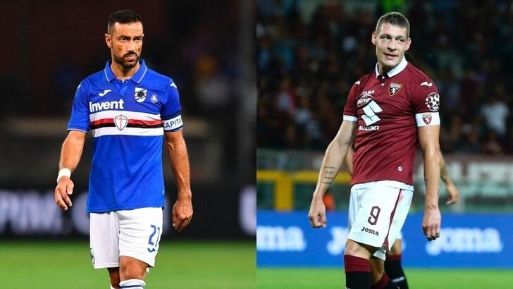 Diretta Sampdoria-Torino ore 15: formazioni ufficiali e dove vederla in tv