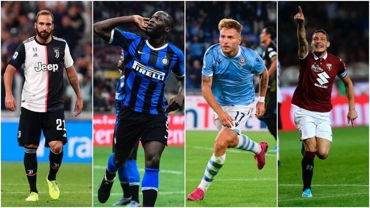 Le probabili formazioni della 5ª giornata di Serie A