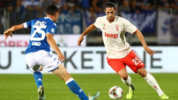 Brescia-Juventus 1-2, il tabellino