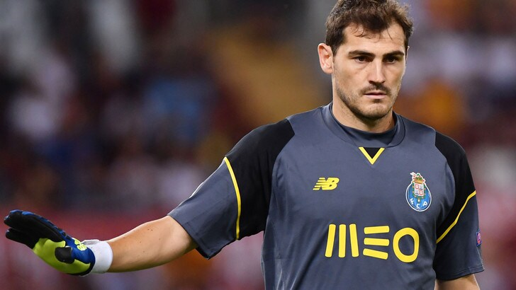 Casillas non molla: