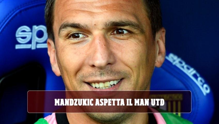 Juventus, Mandzukic aspetta il Man Utd