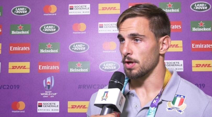 """Mondiali di rugby, Bellini: """"Una vittoria costruita, meglio dell'esordio"""""""