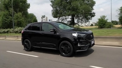 Ford Edge ST-Line, il video del test
