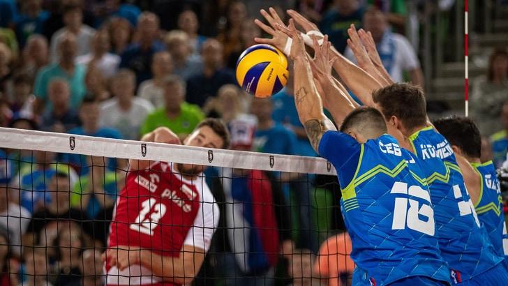 Europei Maschili: sorpresa a Lubiana, la Slovenia elimina la Polonia