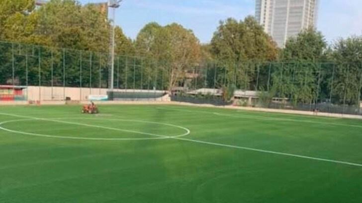 Entusiasmo alle stelle per il nuovo terreno di gioco del Cit Turin
