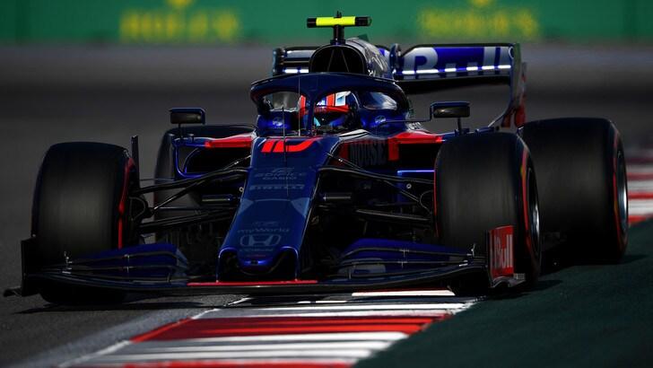 F1, in arrivo nuovo nome per la Toro Rosso