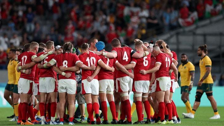 Mondiali rugby: Australia ko contro il Galles, vittoria per la Georgia