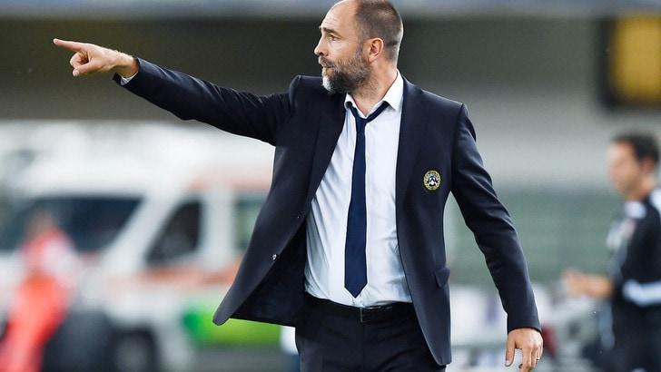 Udinese, Tudor esulta: