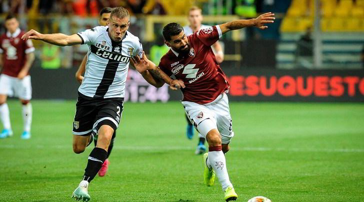 Parma-Torino 3-2, il tabellino