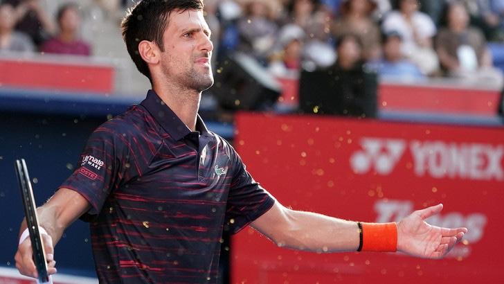 Djokovic non tradisce, vittoria al rientro contro Popyrin