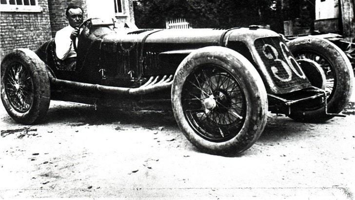 Maserati Tipo V4, 90 anni fa il record sui 10 km lanciati
