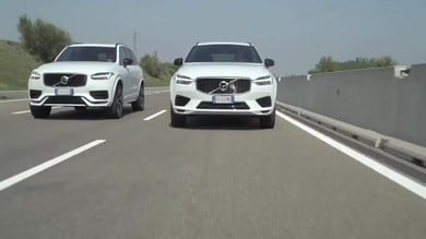 Volvo, mild e plug-in i primi passi verso l'elettrico