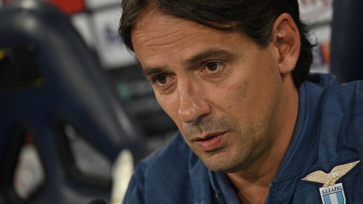 Inzaghi carica la Lazio: