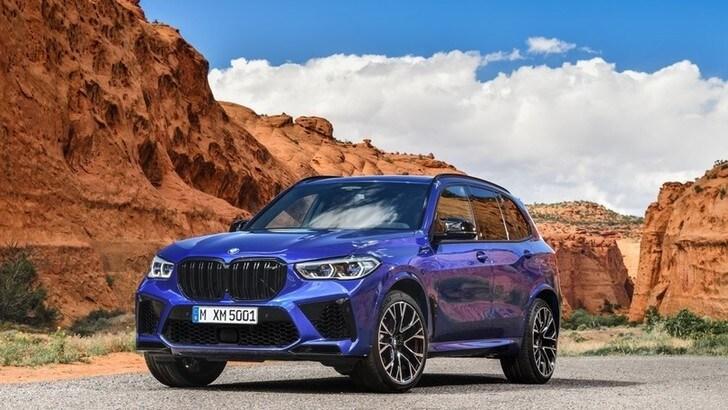 BMW X5M e X6M Competition, GT a forma di SUV