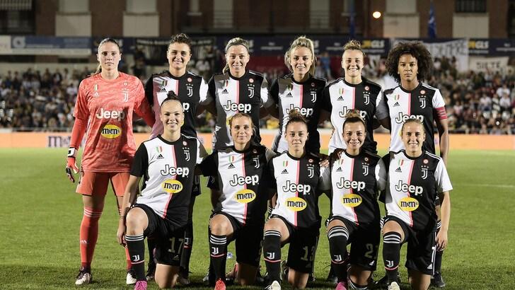 Juve Women-Fiorentina, la Supercoppa Italiana si giocherà il 27 ottobre a Cesena