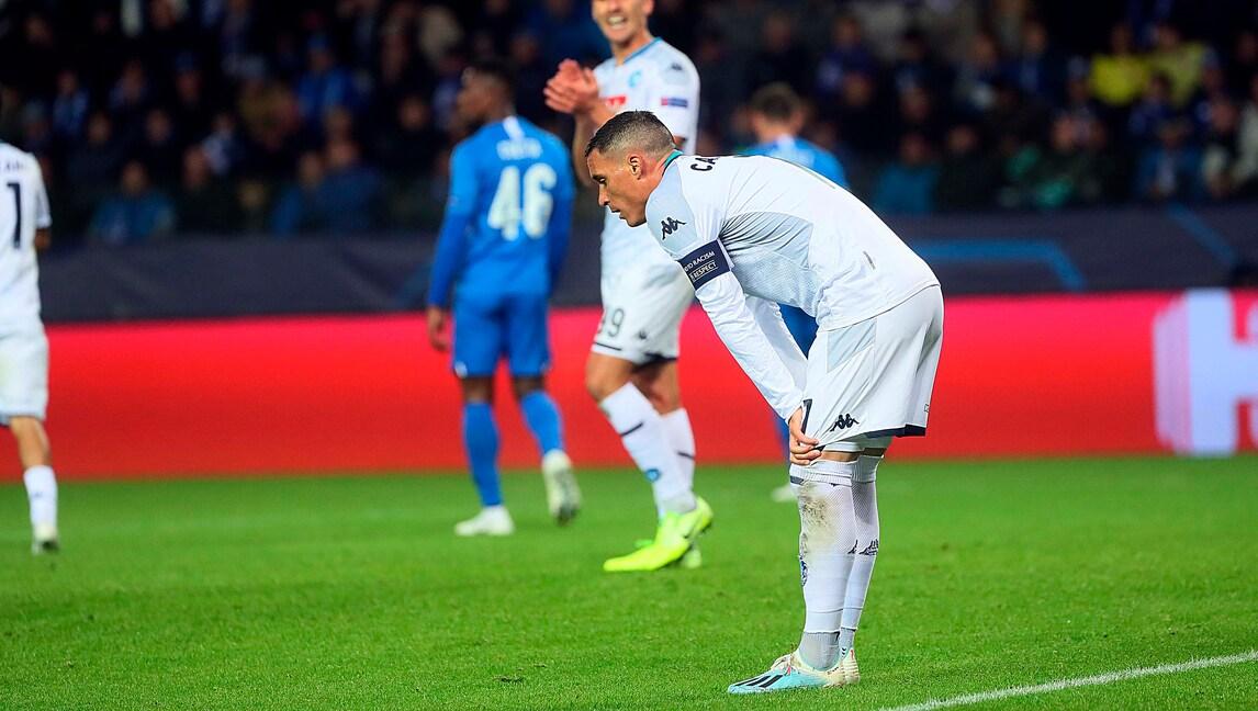 Napoli, delusione Champions: solo 0-0 con il Genk