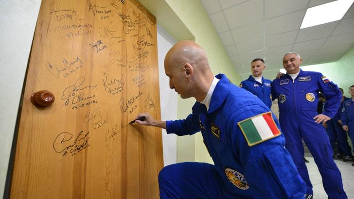 Rugby, Parmitano guarderà Italia-Sudafrica…dallo spazio