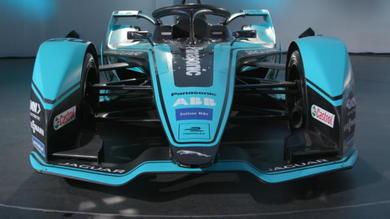 Formula E, ecco la nuova Jaguar