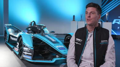 """Formula E, Calado: """"Con Jaguar per vincere"""""""