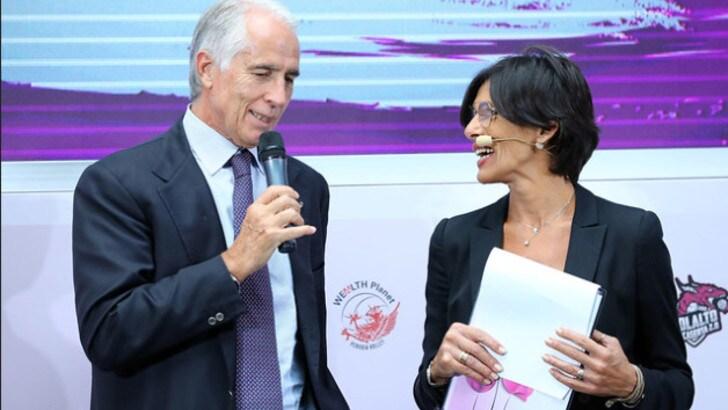 A Milano grande festa per la presentazione dei campionati femminili