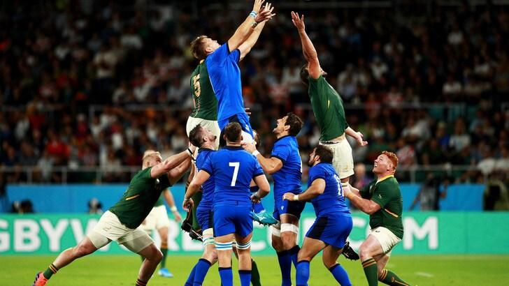 Italrugby, Zanni sul ko contro Sudafrica: